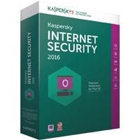 Kaspersky Internet Security (1 User)